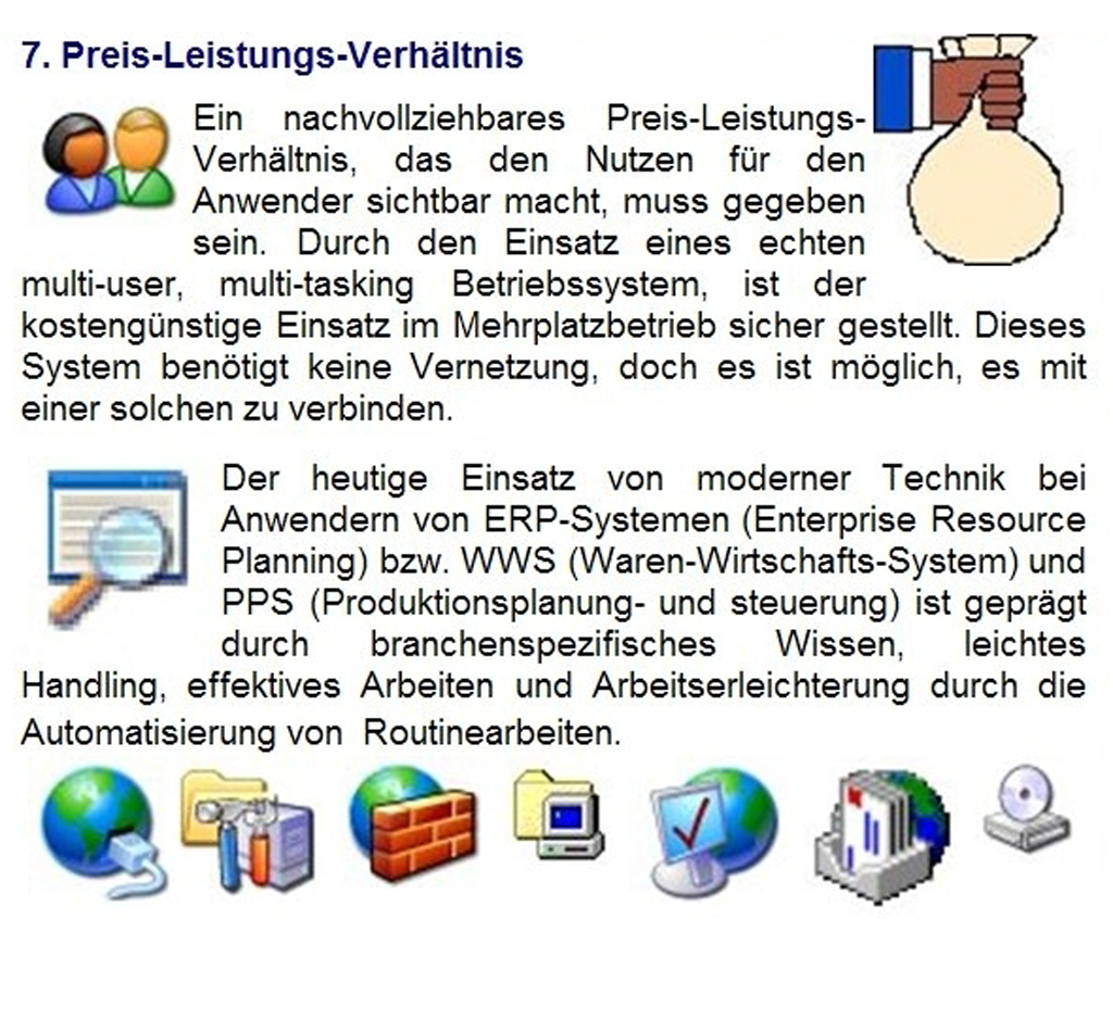 Anforderungen in der Informationstechnologie - mainviereck - edvSoft ...